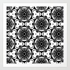 Revo Art Print