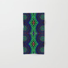Mosaic Hand & Bath Towel