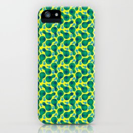 Traditional Japanese pattern HYOUTAN iPhone Case