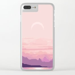 Bay Window V2 Clear iPhone Case