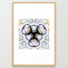 Instrospected Framed Art Print