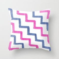 Missoni Stairs Throw Pillow