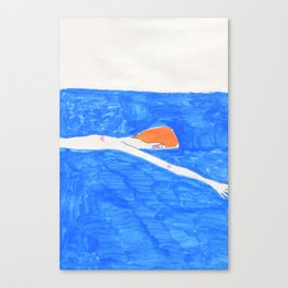 what if Canvas Print