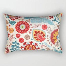 Chelsea Suzani Art Rectangular Pillow