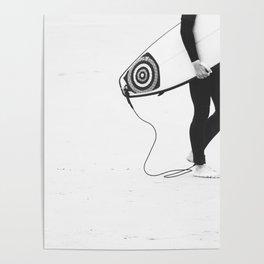 catch a wave V Poster