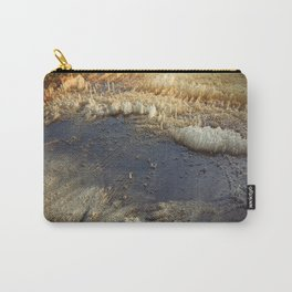 Abstract Landscape 1 Carry-All Pouch
