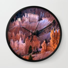 Bryce National Park Wall Clock