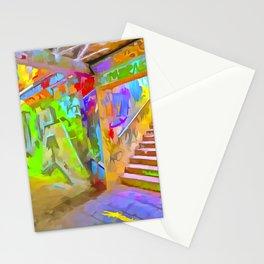London Graffiti Pop Art Stationery Cards