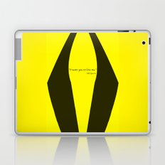Silk Spectre Laptop & iPad Skin