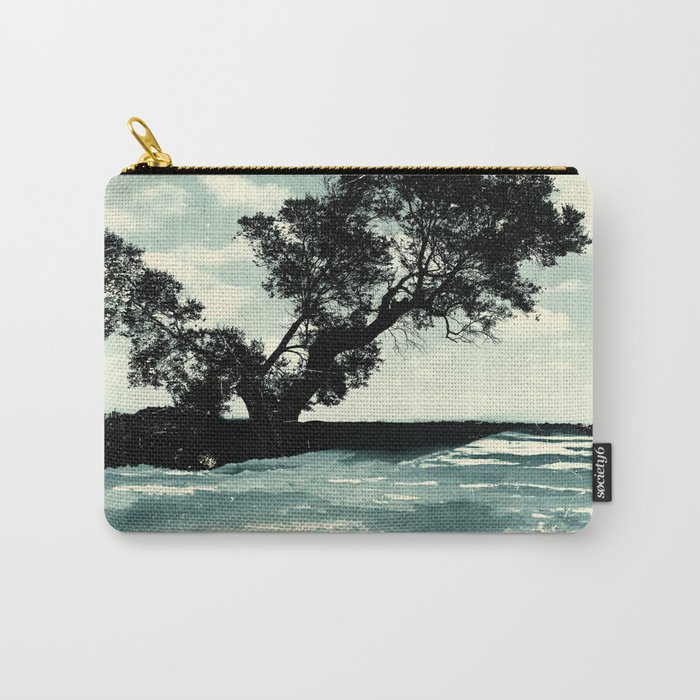 Sea of Clouds Carry-All Pouch