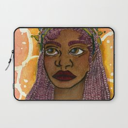 Queen God Laptop Sleeve