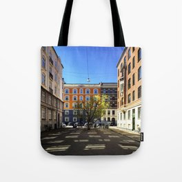 Nature will always find a way Tote Bag