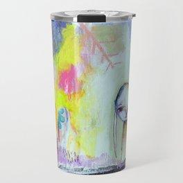 Unmistakable peace Travel Mug