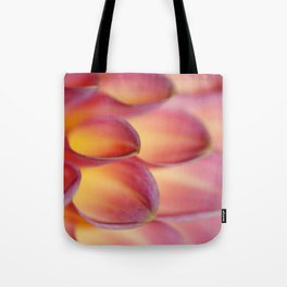 Magic Dahlia Tote Bag