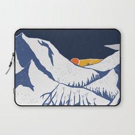 Mountain mysteries Laptop Sleeve