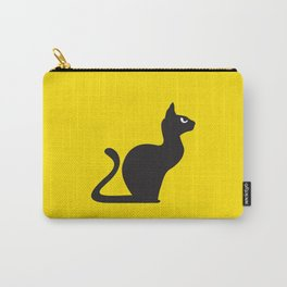 Angry Animals: Cat Carry-All Pouch