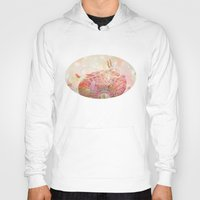 forever young Hoodies featuring Forever Young by Lisa Argyropoulos