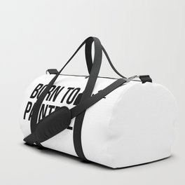 Born To Paintball Duffle Bag