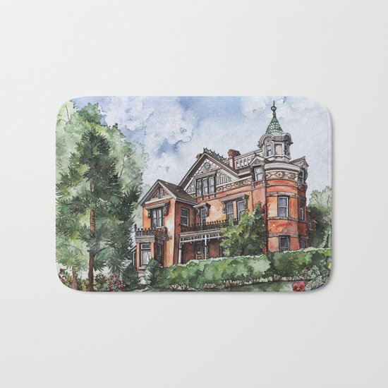 Armstrong Mansion Bath Mat