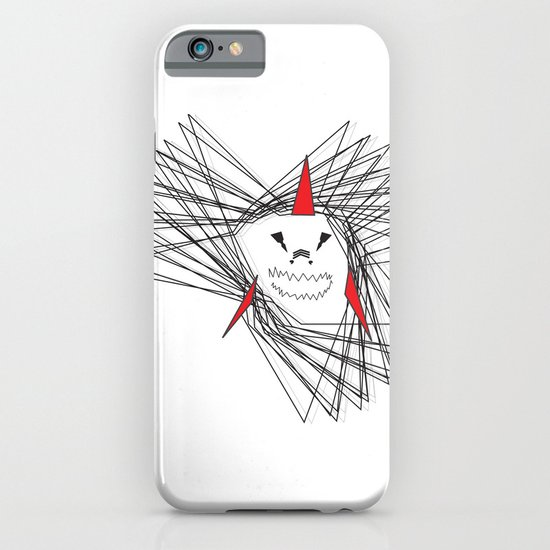 When Sharks Attack iPhone & iPod Case
