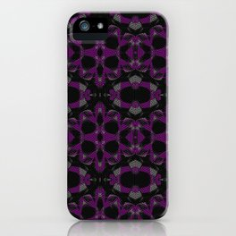 Pattern 8005 iPhone Case