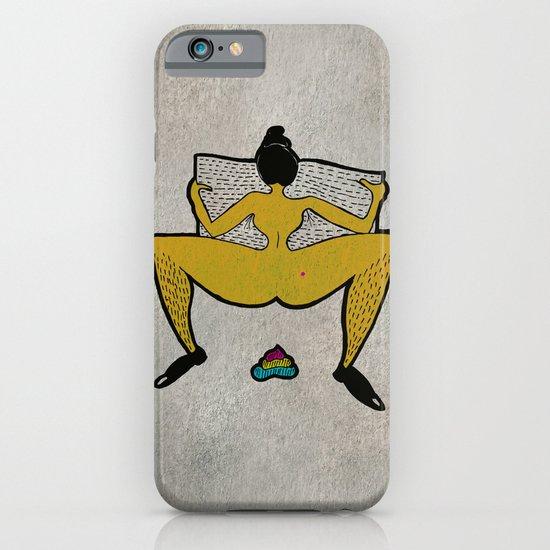 CMY Poo iPhone & iPod Case