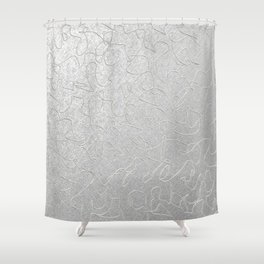 Texture 21 by lh Shower Curtain