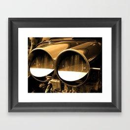 Classic Car Framed Art Print