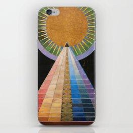 Hilma af Klint, Altarpiece iPhone Skin