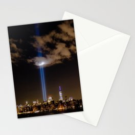 Tribute of Lights - WTC Stationery Cards