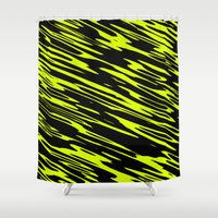 camouflage Shower Curtains featuring Camouflage by laly_sb
