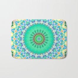 Mandala Spring  Bath Mat
