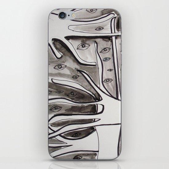 Eyestrees iPhone & iPod Skin