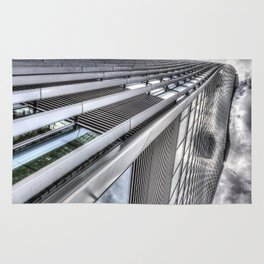 The walkie Talkie building London Rug