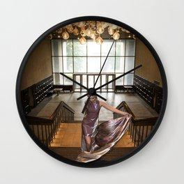 Latex Princess Wall Clock