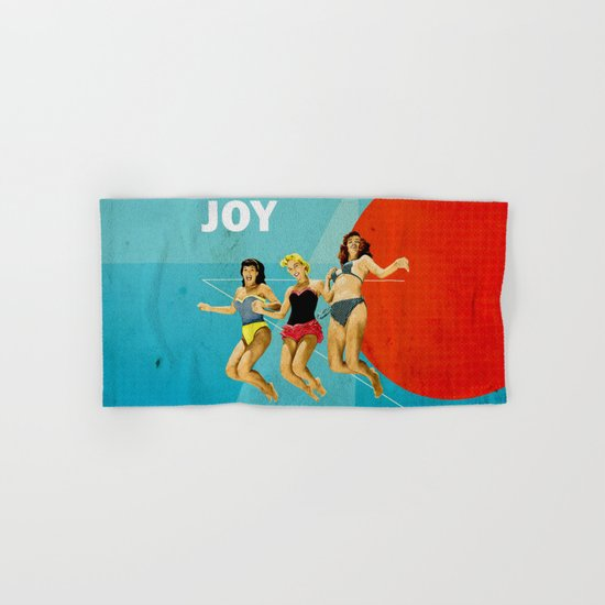 Joy Hand & Bath Towel