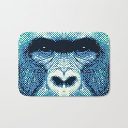Gorilla -  Colorful Animals Bath Mat