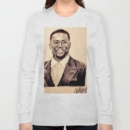 KEVIN HART PORTRAIT Long Sleeve T-shirt