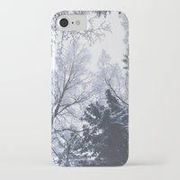 cities iPhone & iPod Cases featuring Scared cities by HappyMelvin