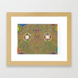 we are one Framed Art Print
