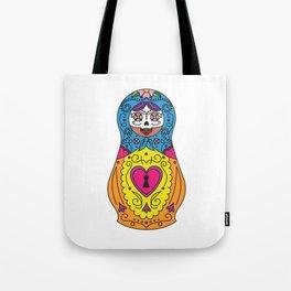 Sugar Matrioshkas #2 Tote Bag