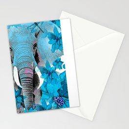 Elephant #1 Stationery Cards