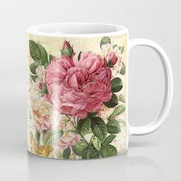 Vintage flowers #28 Coffee Mug