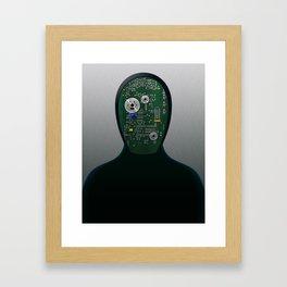 Daft Punk's Electroma, Guy-Manuel Framed Art Print