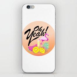 Oh Yeah! | Originals iPhone Skin