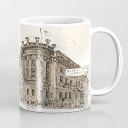 Basel Sketchbook Coffee Mug