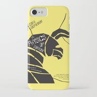 physics iPhone & iPod Cases featuring The Physics of Sorrow by Open Letter Books