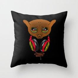 DJ Tarsi Throw Pillow