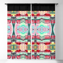 Wild Rose Resort Blackout Curtain