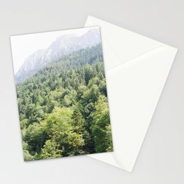 Neuschwanstein II (Vertical) Stationery Cards
